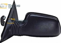 DOOR MIRROR WITH MANUAL ADJUSTMENT FOR ROVER 200 1990-1993 LEFT