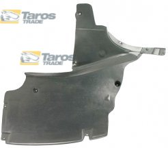 PLASTIC COVER UNDER FRONT BUMPER MATERIAL: ABS & PCV FOR SAAB 9-3 1998.2-2003.8 RIGHT