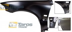 FRONT FENDER DAMAGED FOR HONDA CIVIC HATCHBACK 1991-1995 LEFT