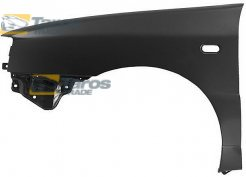 FRONT FENDER WITH OVAL INDICATOR HOLE FOR SEAT TOLEDO 1995-1998 LEFT
