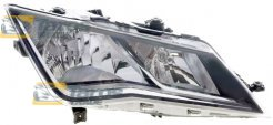 HEADLIGHT ELECTRICAL WITH MOTOR VALEO FOR SEAT LEON 2013- RIGHT