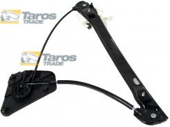 WINDOW REGULATOR REAR ELECTRICAL WITHOUT MOTOR FOR SEAT TOLEDO 2013- LEFT