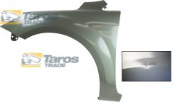 FRONT FENDER MADE IN ASIA DAMAGED FOR FORD FOCUS 2008-2011 LEFT