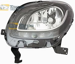HEADLIGHT ELECTRICAL WITH LED MANUFACTURER: DEPO FOR SMART SMART FORTWO 2014- LEFT