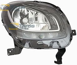 HEADLIGHT ELECTRICAL WITH LED MANUFACTURER: DEPO FOR SMART SMART FORTWO 2014- RIGHT