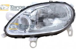 HEADLIGHT ELECTRICAL WITH MOTOR UP TO 2000 MARELLI FOR SMART SMART FORTWO 1998.7-2006.12 LEFT