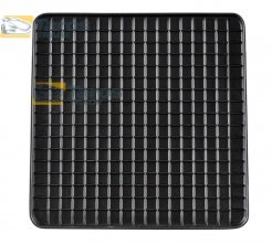 RUBBER FLOOR MATS PETEX FOR VOLKSWAGEN TRANSPORTER T4 1990.7-1996.8
