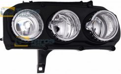 HEADLIGHT FOR H7/H7 BULBS ELECTRICAL WITH MOTOR MANUFACTURER: TYC FOR ALFA ROMEO BRERA 2006- RIGHT