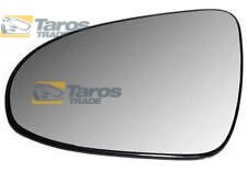 DOOR MIRROR GLASS WITHOUT GLASS HOLDER FOR DAEWOO - CHEVROLET ESPERO 1996- LEFT