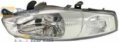 HEADLIGHT WITH MANUAL ADJUSTMENT FOR MITSUBISHI COLT 1999-2005 LEFT