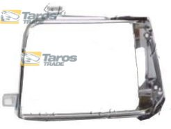 HEADLIGHT MOULDING CHROME FOR MITSUBISHI FIORE 1983-1984 LEFT