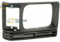 HEADLIGHT MOULDING SQUARE FOR MITSUBISHI L300 -1985 RIGHT