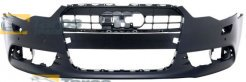 FRONT BUMPER WITH PARKING SENSOR HOLES WITH WASHER HOLES FOR AUDI A6 2011-