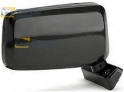 DOOR MIRROR BLACK MANUAL FOR NISSAN PICKUP 720 1979-1983 RIGHT