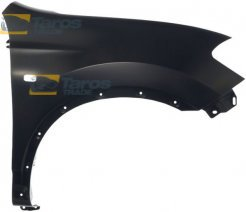 FRONT FENDER MADE IN EU FOR NISSAN QASHQAI 2010-2014 RIGHT