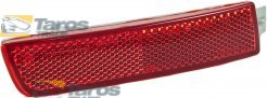REAR BUMPER REFLECTOR FOR NISSAN MURANO 2003.10- RIGHT