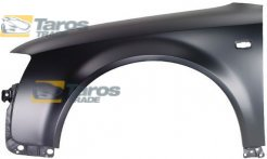 FRONT FENDER MADE IN EU FOR AUDI A4 2000.11-2004.11 LEFT