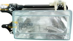 HEADLIGHT FOR AUDI 80 CC 1984.8-1986.9 RIGHT