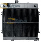 RADIATOR 1,6-1,8CC +/-A/C (44X35) BEHR FOR BMW SERIES 3 E30 1982.9-1987.9