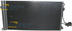 AC CONDENSER 735 (695)X385X16 CONDENSER WITH INTEGRATED RECEIVER DRYER FOR PORSCHE CAYENNE 2002.9-2010.3