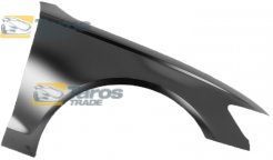 FRONT FENDER ALUMINIUM FOR AUDI A6 2014- RIGHT