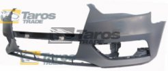 FRONT BUMPER PRIMED FOR AUDI A3 HATCHBACK 2013-