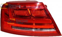TAIL LIGHT OUTER LED ULO FOR AUDI A8 2010- LEFT