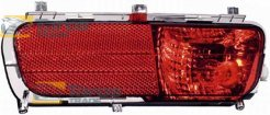 REAR FOG LAMP HELLA FOR CITROEN C4 PICASSO 2006.10- LEFT