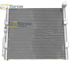 AC CONDENSER 380X330X16 SANDEN TYPE FOR HONDA CIVIC SEDAN 1991.10-1995.12