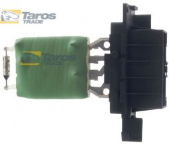 HEATER / BLOWER MOTOR FAN RESISTOR / CONTROL UNIT FOR FIAT DUCATO 2006.9-