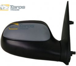 DOOR MIRROR WITH MANUAL ADJUSTMENT PRIMED CONVEX GLASS FOR CITROEN SAXO 1996.3-1999.9 RIGHT