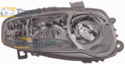 HEADLIGHT ELECTRICAL WITHOUT MOTOR UP TO 2004 FOR ALFA ROMEO 147 2000.10-2010.5 RIGHT