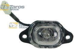 LICENCE PLATE LIGHT FOR DAEWOO - CHEVROLET LANOS LIFTBACK 1997.1-