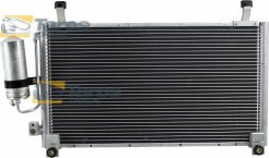 CONDENSER FOR ISUZU D-MAX 2007-