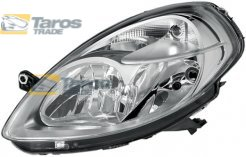 HEADLIGHT ELECTRICAL WITH MOTOR AFTER 2006 HELLA FOR LANCIA YPSILON 2004.1-2011.6 LEFT