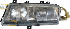HEADLIGHT ELECTRICAL VALEO FOR LANCIA DELTA 1993.5-1999.5 LEFT