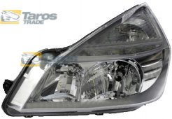 HEADLIGHT ELECTRICAL WITHOUT MOTOR WITH DRL LIGHT AFTER 2010 VALEO FOR RENAULT ESPACE IV 2002-2015 LEFT