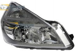 HEADLIGHT ELECTRICAL WITHOUT MOTOR WITH DRL LIGHT AFTER 2010 VALEO FOR RENAULT ESPACE IV 2002-2015 RIGHT