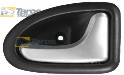 DOOR HANDLE FRONT OR REAR INNER CHROME/BLACK FOR RENAULT ESPACE IV 2002-2015 RIGHT