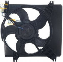 COOLING FAN 100 W,320 MM,2 PIN FOR HYUNDAI ATOS 1997.9-2002.12