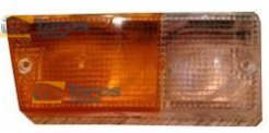 FRONT INDICATOR GLASS FOR RENAULT 5 -1990 RIGHT