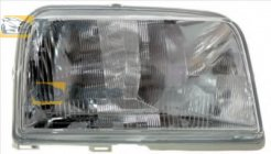 HEADLIGHT WITH MANUAL ADJUSTMENT FOR RENAULT 5 SUPER 1972- RIGHT