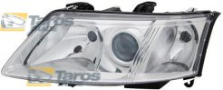 HEADLIGHT ELECTRICAL WITH MOTOR MANUFACTURER: DEPO FOR SAAB 9-3 2002-2007 LEFT