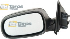 DOOR MIRROR ELECTRICAL PRIMED HEATED POWER FOLDING WITH MEMORY FOR SAAB 9-3 2007- LEFT