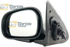 DOOR MIRROR WITH MANUAL ADJUSTMENT FOR ROVER 400 1995-2000 LEFT