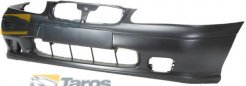 FRONT BUMPER PRIMED FOR 5 DOORS FOR ROVER 400 1995-2000
