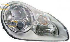 HEADLIGHT XENON ADAPTIVE UP TO 12.2006 VALEO FOR PORSCHE CAYENNE 2002.9-2010.3 RIGHT
