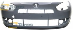 FRONT BUMPER PRIMED FOR RENAULT FLUENCE 2010.1-