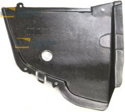 FRONT INNER PLASTIC FENDER FRONT PART UP TO 2000 FOR MERCEDES CLK W208 1997.6-2003.2 RIGHT