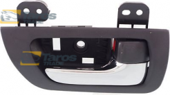 DOOR HANDLE INNER REAR CHROME/BLACK FOR LEXUS RX 2003.2-2009.4 RIGHT